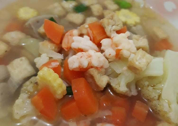 Sup Sehat untuk Balita