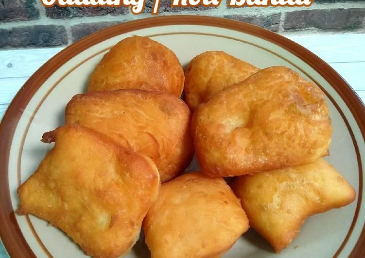 Odading / Roti Bantal / Bolang Baling