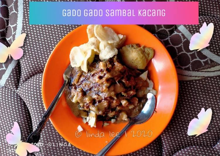Gado Gado sambal Kacang