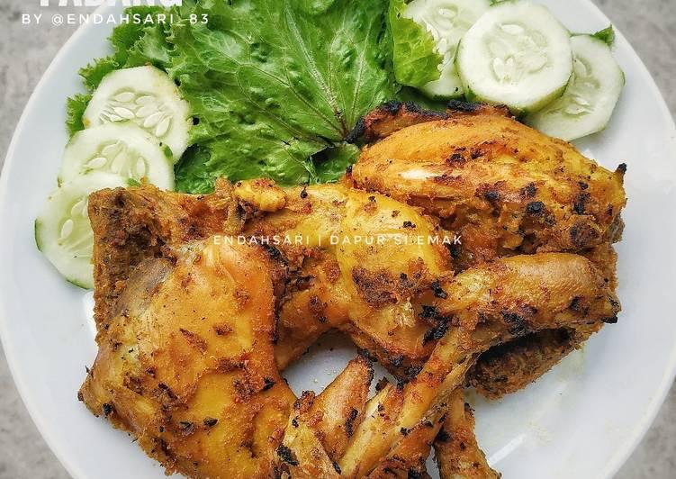 Ayam Bakar Padang Enak dan Mudah