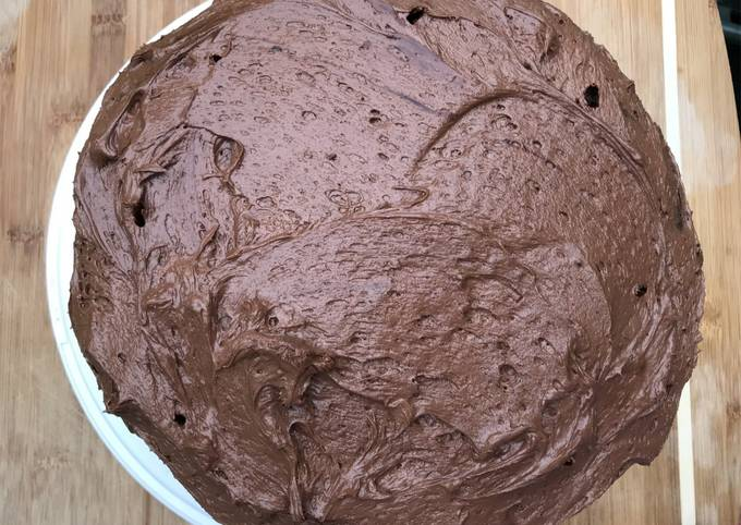 A Very, Very Chocolate Chocolate Layer CakeFUSF