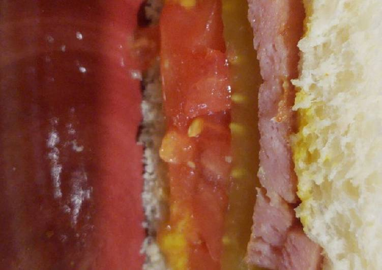 Spam sandwich