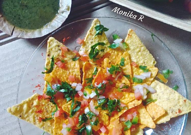 How to Prepare Ultimate Nachos Chaat