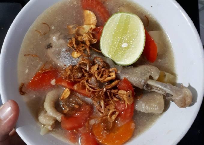 Langkah Mudah untuk Membuat Sop Ayam Klaten ala Pak Min yang Enak Banget