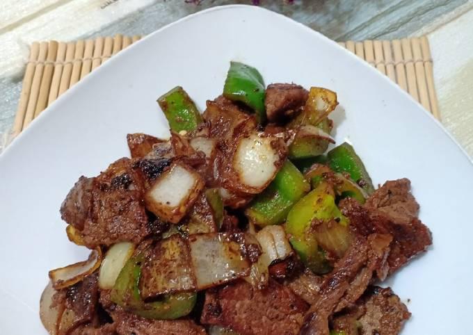 Beef Steak Slice