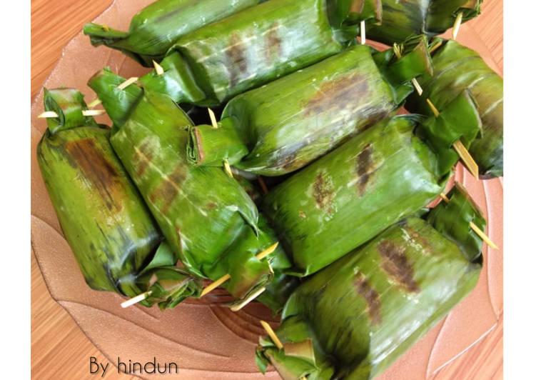 Resep Lemper Abon Oleh Hindun Cookpad