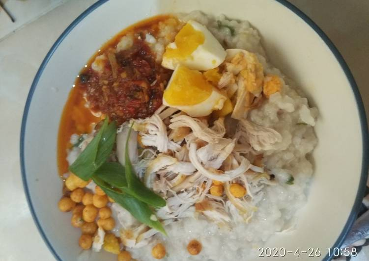 Bubur Ayam China