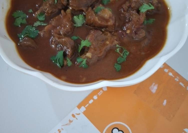 Step-by-Step Guide to Prepare Super Quick Homemade Beef goulash