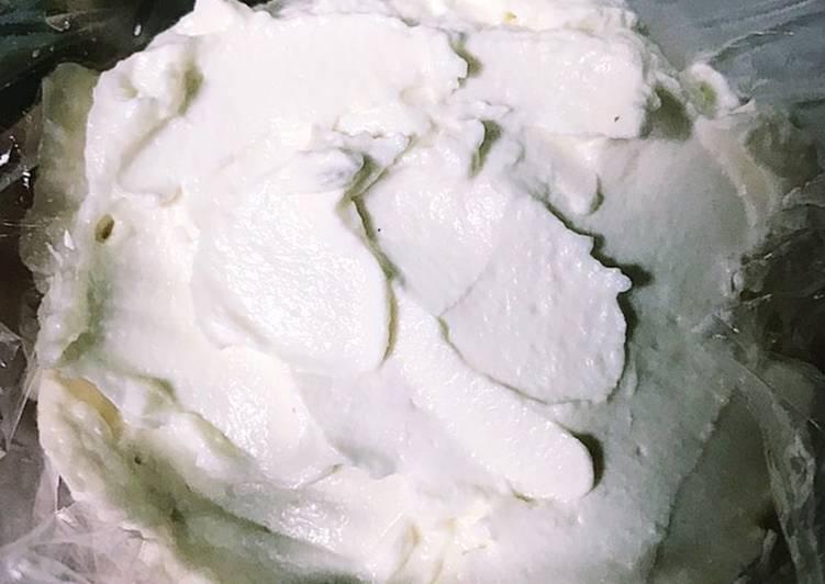 33. Cream Cheese Homemade