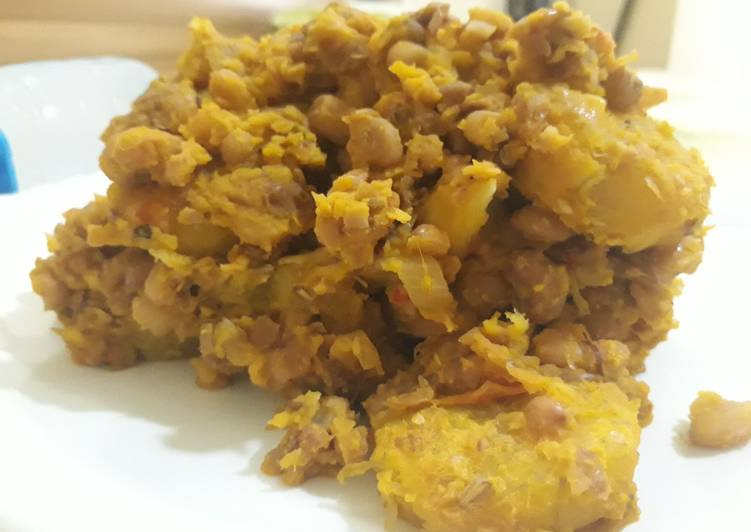 Foods That Can Make Your Mood Better Porriage beans and ripe plantain