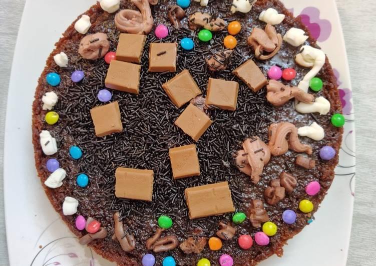 Recipe: Delicious Oreo Cake