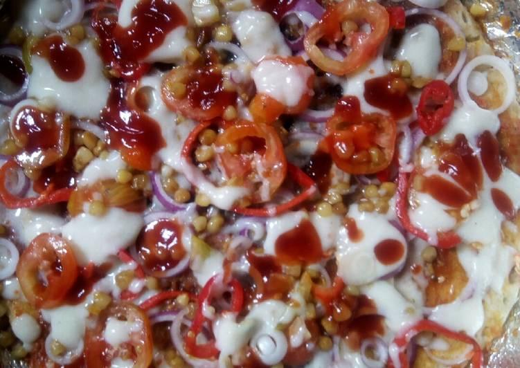 Recipe: Yummy Piz piz..PIZZA