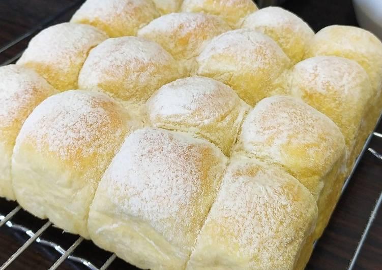 Resep Japanese Condensed Milk Bread Favorit