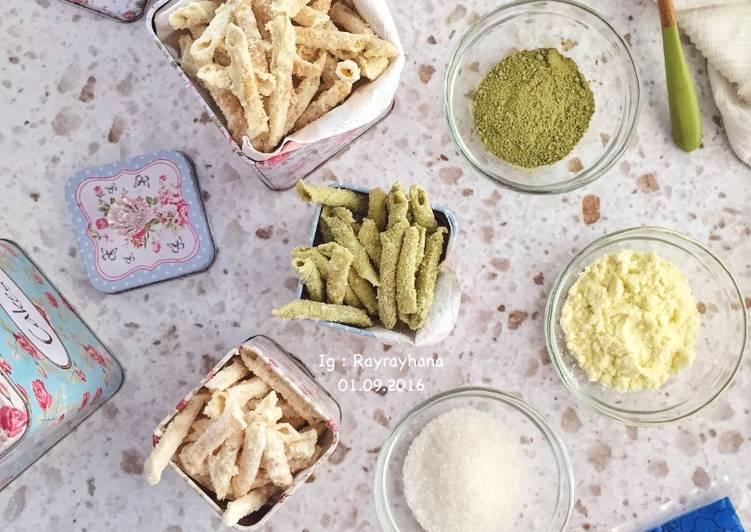 Resep Batang Jabuk Oleh Rayrayhana Cookpad