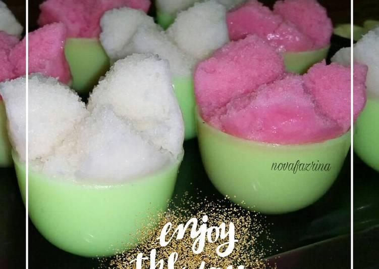 Resep Kue Apem/Kue Mangkok oleh Nova Fazrina - Cookpad