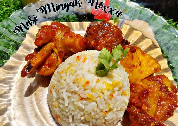 Nasi Minyak Noxxa