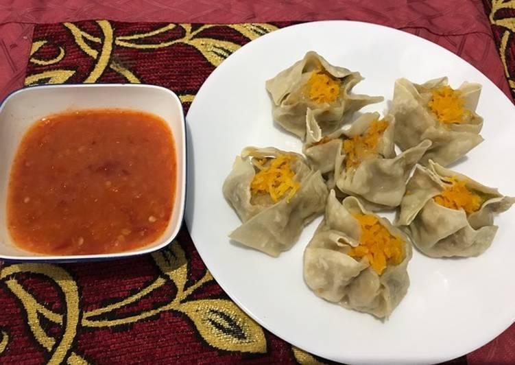 Siomay Ayam Udang (Dimsum)
