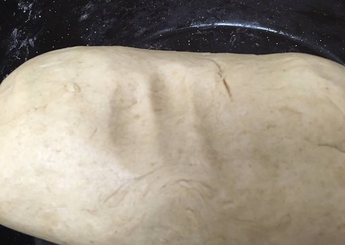 Dough for Chappatis/ Indian flat bread