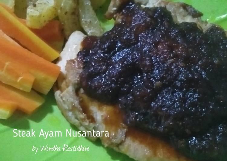 Steak Ayam Nusantara