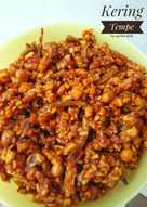 237 Resep Kering Tempe Teri Kacang Sahur Enak Dan Sederhana Ala Rumahan Cookpad
