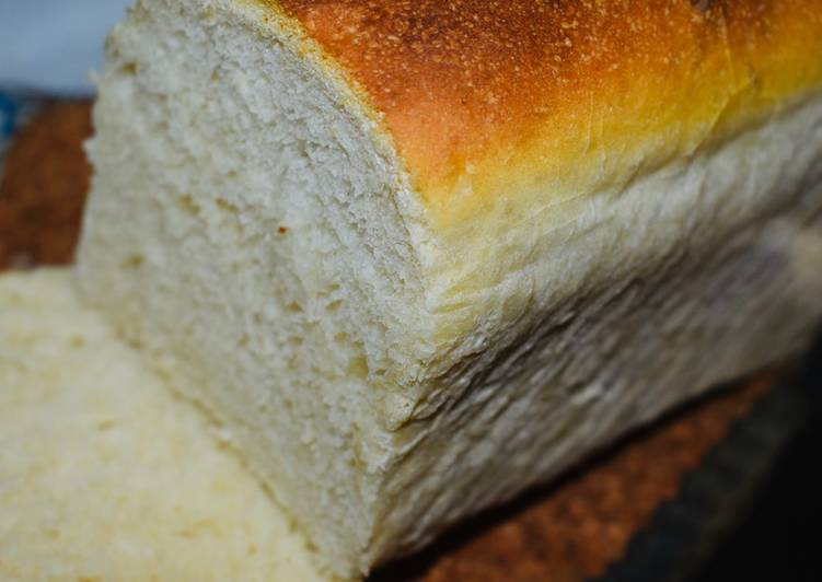 EASY Basic Bread