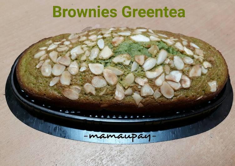 Brownies Greentea
