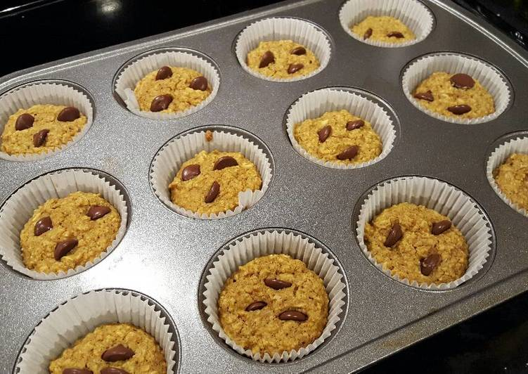 How to Cook Appetizing Pumpkin Chocolate Muffins