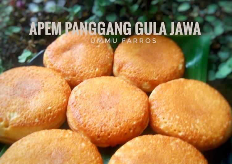 Apem panggang gula jawa - ganmen-kokoku.com