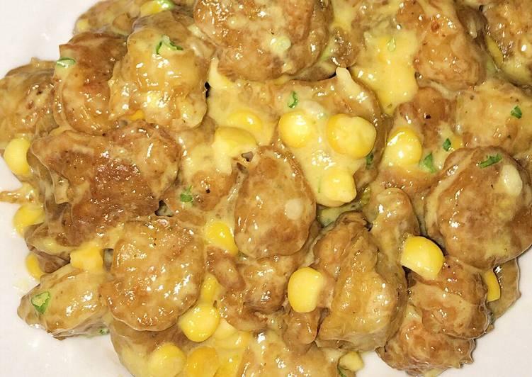 Tutorial Mempersiapkan Resep Yummy Dari Chicken sweet butter corn