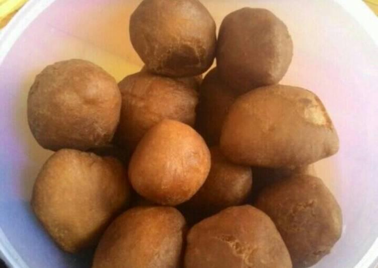 Wadai Untok (Roti Goreng)