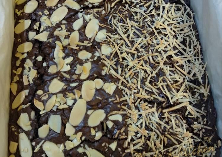 Brownies Legit (enak banget) 😍