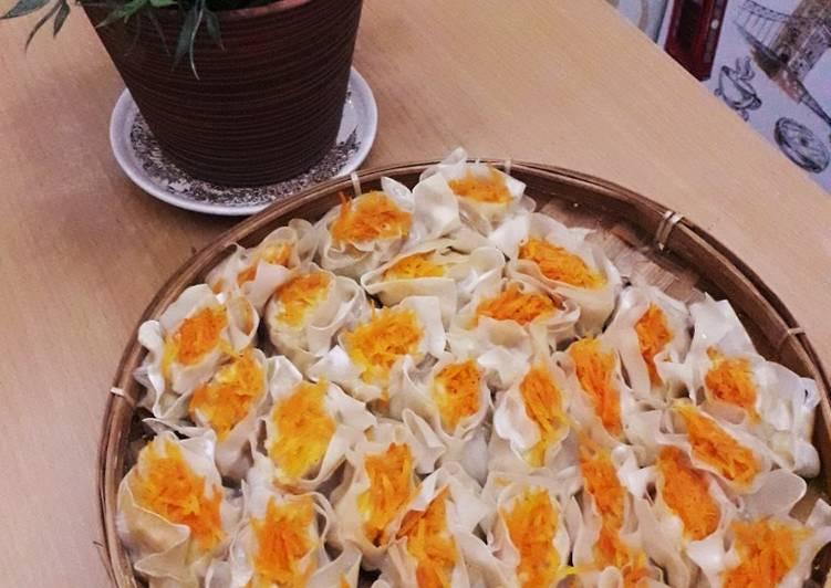 Siomay ayam udang yahuiii😋 - cookandrecipe.com