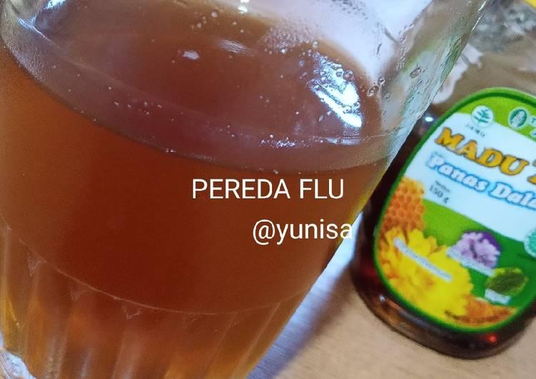 Rempah pereda flu