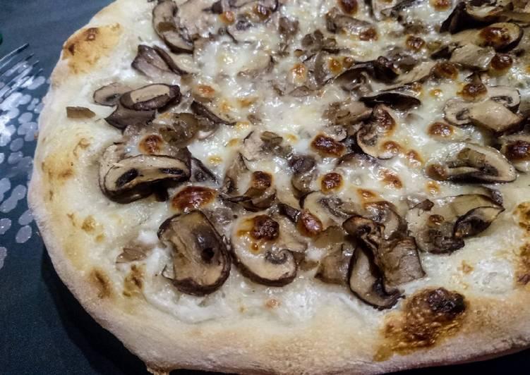 Pâte à pizza à l'huile d'olive