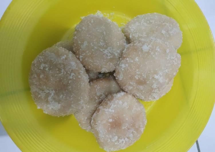 Getas/Gemblong Betawi Gula Pasir