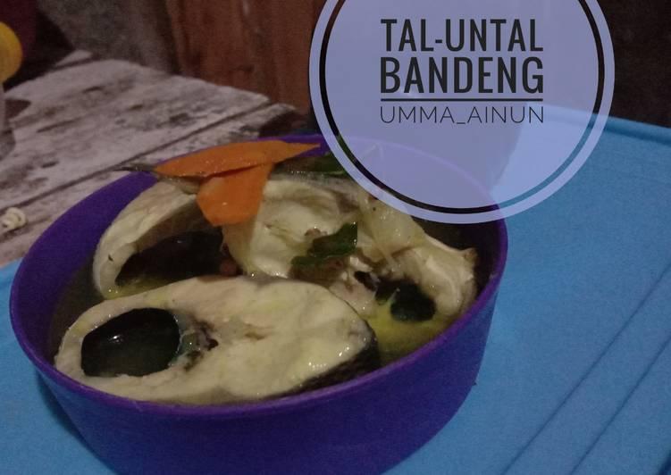 34) Tal-untal Bandeng