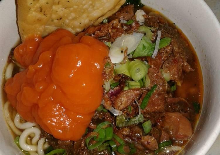 Minyak Bawang Mie Ayam