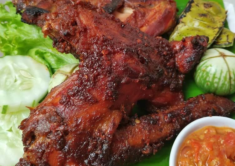 Resep Ayam Bakar Taliwang Anti Gagal