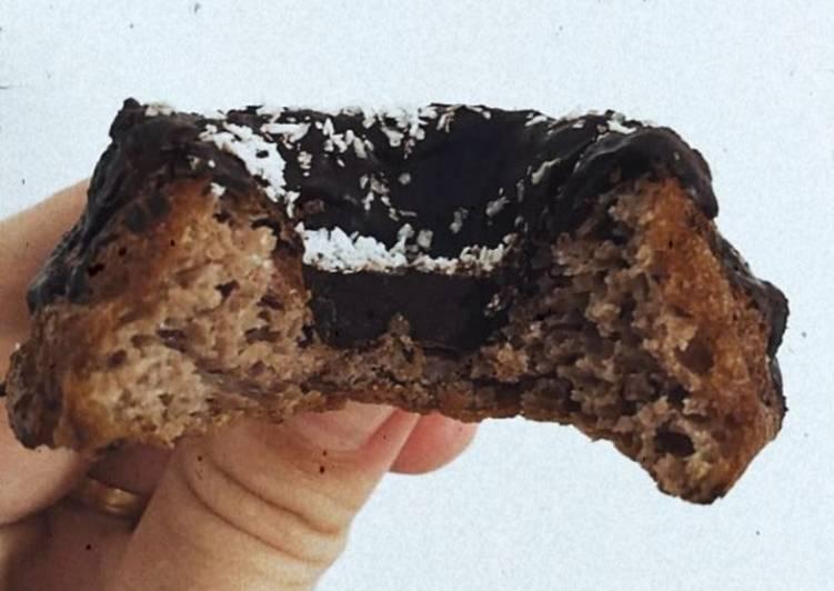 Mini Donuts saludables