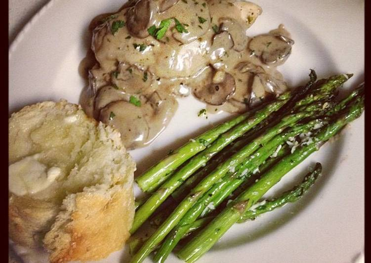 Step-by-Step Guide to Make Award-winning Julia Child's Chicken Breasts with Mushroom and White Wine Sauce