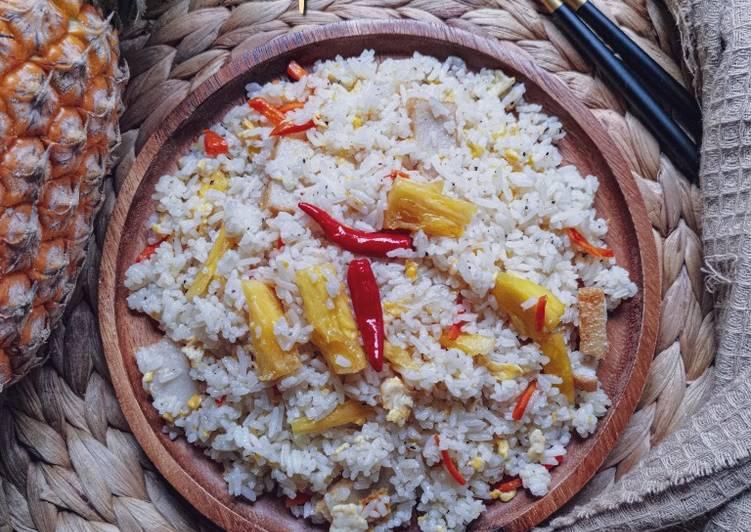 Nasi Goreng Nanas Sempoi