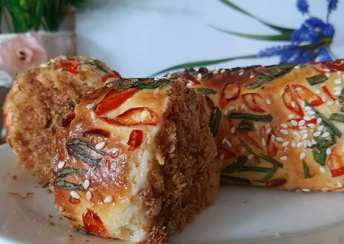 Floss Roll Bread abon