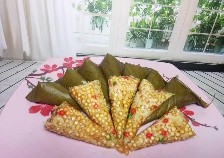 Kue Abuk-abuk Sagu khas Riau