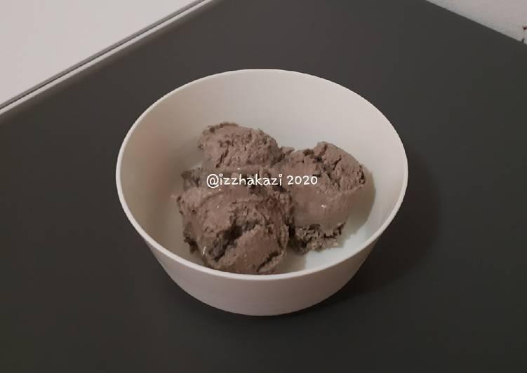Es Krim Oreo Cokelat