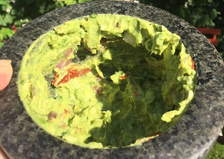 Guacamole #eattherainbow