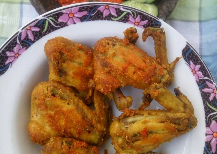 Resep Ayam Goreng Ukep Masakan Mama Mudah