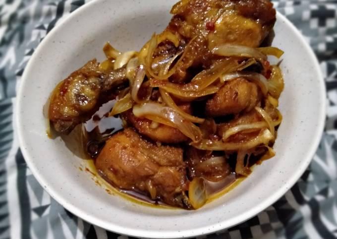 Ayam Kecap 🐓