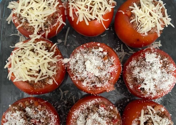 Tomates farcies 🍅