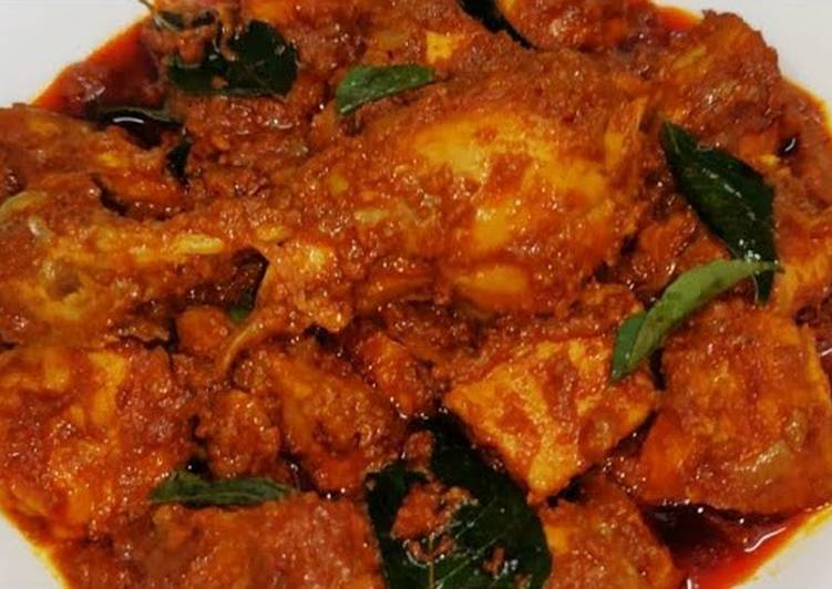 Chicken Ghee Roast Choosing Fast Food That's Good For You
