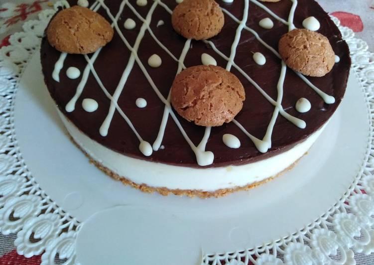 Ricetta Cheesecake amaretto
